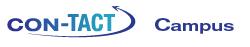 Con-TACT Campus logo