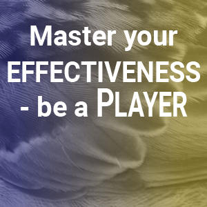 Con-TACT Campus course: Master your Effectiveness – be a Player