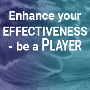 Con-TACT Campus course: Enahnce your Effectiveness – be a Player